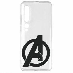 Чехол для Xiaomi Mi10/10 Pro Avengers logo