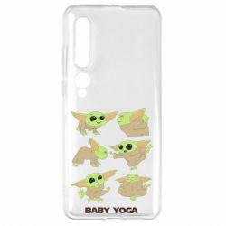 Чехол для Xiaomi Mi10/10 Pro Baby Yoga