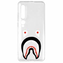 Чехол для Xiaomi Mi10/10 Pro Bape shark logo