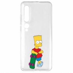 Чехол для Xiaomi Mi10/10 Pro Bart Simpson