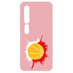 Чехол для Xiaomi Mi10/10 Pro Баскетбольный мяч