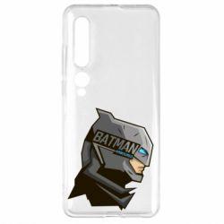 Чехол для Xiaomi Mi10/10 Pro Batman Armoured