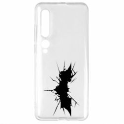Чехол для Xiaomi Mi10/10 Pro Batman cracks