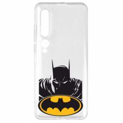 Чехол для Xiaomi Mi10/10 Pro Batman face