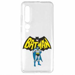 Чехол для Xiaomi Mi10/10 Pro Batman Hero