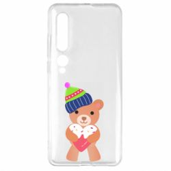 Чехол для Xiaomi Mi10/10 Pro Bear and gingerbread