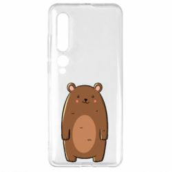 Чехол для Xiaomi Mi10/10 Pro Bear with a smile