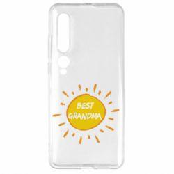 Чехол для Xiaomi Mi10/10 Pro Best Grandma