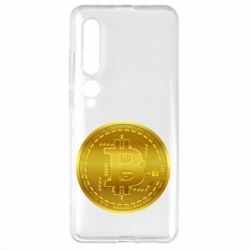 Чехол для Xiaomi Mi10/10 Pro Bitcoin coin