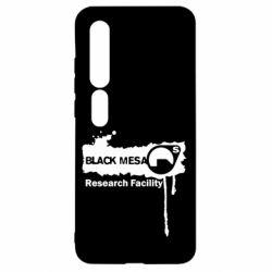 Чехол для Xiaomi Mi10/10 Pro Black Mesa