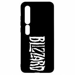 Чехол для Xiaomi Mi10/10 Pro Blizzard Logo