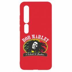 Чехол для Xiaomi Mi10/10 Pro Bob Marley A Tribute To Freedom