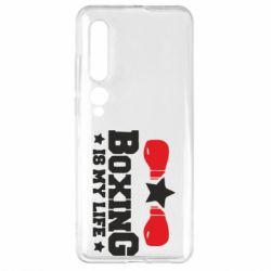 Чехол для Xiaomi Mi10/10 Pro Boxing is my life