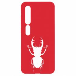 Чехол для Xiaomi Mi10/10 Pro Bugs silhouette