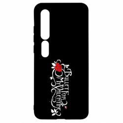 Чехол для Xiaomi Mi10/10 Pro Bullet For My Valentine