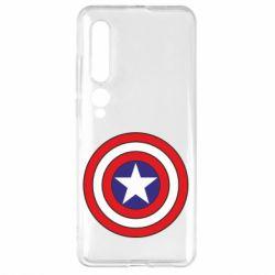 Чехол для Xiaomi Mi10/10 Pro Captain America
