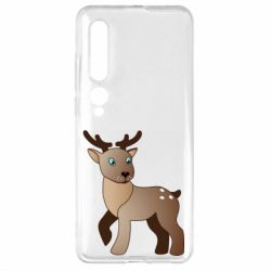 Чехол для Xiaomi Mi10/10 Pro Cartoon deer