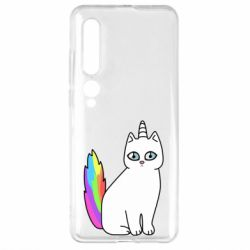 Чехол для Xiaomi Mi10/10 Pro Cat Unicorn