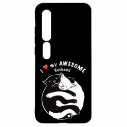Чехол для Xiaomi Mi10/10 Pro Cats and love