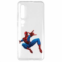 Чехол для Xiaomi Mi10/10 Pro Людина павук