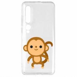 Чехол для Xiaomi Mi10/10 Pro Colored monkey