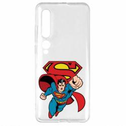 Чехол для Xiaomi Mi10/10 Pro Comics Superman