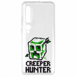 Чехол для Xiaomi Mi10/10 Pro Creeper Hunter