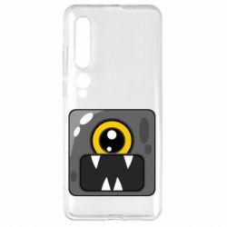Чехол для Xiaomi Mi10/10 Pro Cute black boss