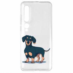 Чехол для Xiaomi Mi10/10 Pro Cute dachshund