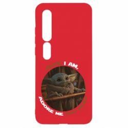 Чехол для Xiaomi Mi10/10 Pro Cute i am, adore me you must