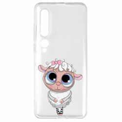 Чехол для Xiaomi Mi10/10 Pro Cute lamb with big eyes