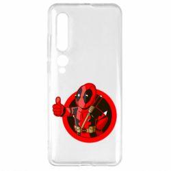 Чехол для Xiaomi Mi10/10 Pro Deadpool Fallout Boy