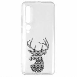 Чехол для Xiaomi Mi10/10 Pro Deer from the patterns