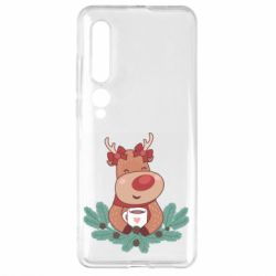 Чехол для Xiaomi Mi10/10 Pro Deer tea party girl