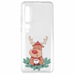 Чехол для Xiaomi Mi10/10 Pro Deer tea party