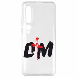 Чехол для Xiaomi Mi10/10 Pro depeche mode logo
