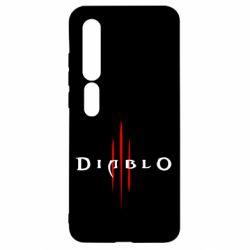 Чехол для Xiaomi Mi10/10 Pro Diablo 3