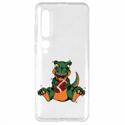 Чехол для Xiaomi Mi10/10 Pro Dinosaur and ball