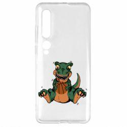Чехол для Xiaomi Mi10/10 Pro Dinosaur and basketball
