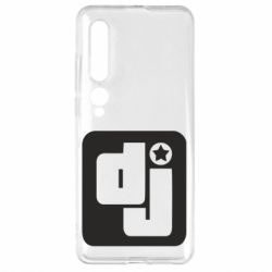 Чехол для Xiaomi Mi10/10 Pro DJ star