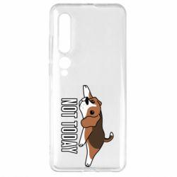 Чехол для Xiaomi Mi10/10 Pro Dog not today