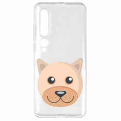 Чехол для Xiaomi Mi10/10 Pro Dog with a smile