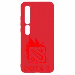 Чехол для Xiaomi Mi10/10 Pro Dota 2 Fire