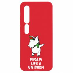 Чехол для Xiaomi Mi10/10 Pro Dream like a unicorn