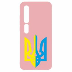 Чехол для Xiaomi Mi10/10 Pro Двокольоровий герб України