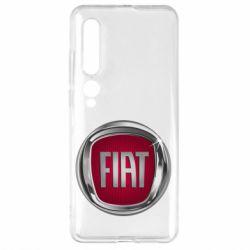 Чехол для Xiaomi Mi10/10 Pro Emblem Fiat
