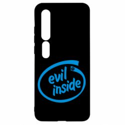 Чехол для Xiaomi Mi10/10 Pro Evil Inside