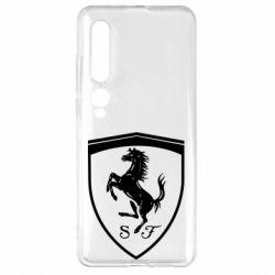Чехол для Xiaomi Mi10/10 Pro Ferrari horse
