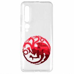 Чехол для Xiaomi Mi10/10 Pro Fire and Blood