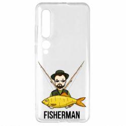 Чехол для Xiaomi Mi10/10 Pro Fisherman and fish